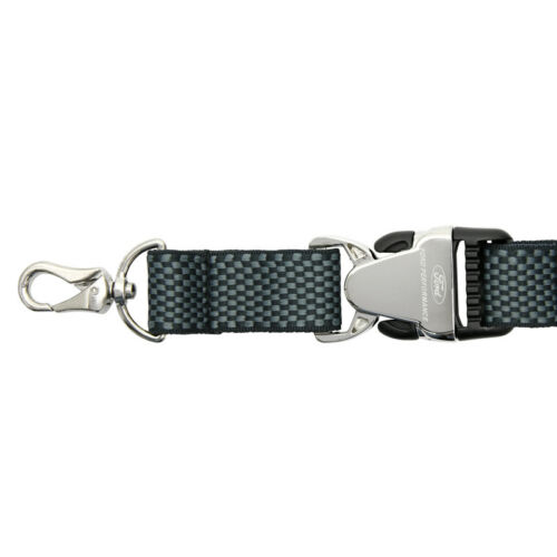GENUINE Ford GT Lanyard Carbon Blue 35021484