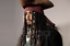 thumbnail 4 - Life Size Jack Sparrow BUST Statue Johnny Depp Prop Pirates Movie Style 1:1