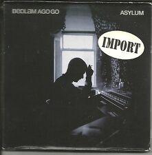 Lsk BEDLAM AGO GO w/ DEEJAY PUNK ROC  Asylum REMIX & EXTENDED CD Single SEALED