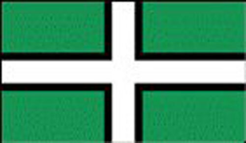 Flag Devon 5ft x 3ft
