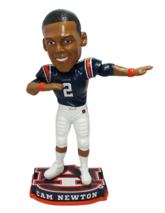 Cam-Newton-Auburn-Tigers-NCAA-Bobblehead-Dab-Carolina-Panthers-Quarterback