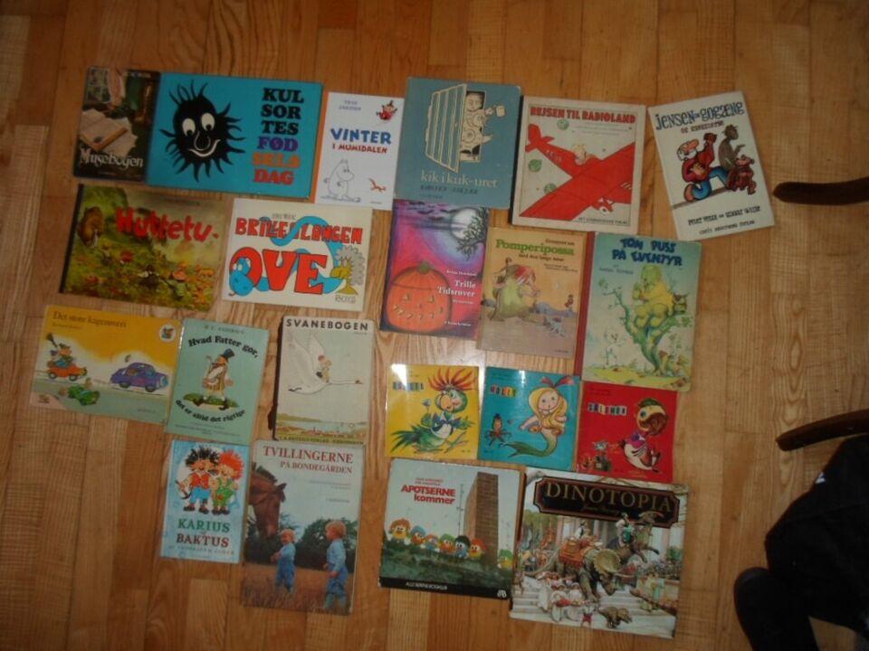 børnebøger , diverse