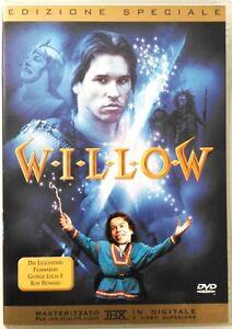 Dvd-Willow-Edizione-Speciale-di-Ron-Howard-con-Val-Kilmer-1988-Usato