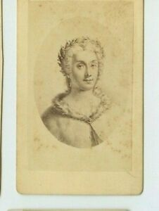Vintage-CDV-Laura-Maria-Catarina-Bassi-Professor-of-Philosophy-Bologna