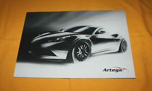 Artega-GT-2012-Prospekt-Brochure-Depliant-Prospetto-Catalog-Broschyr-Folder