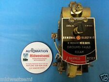FREESHIPSAMEDAY GENERAL ELECTRIC IC2820A102BE GROUND FAULT RELAY IC 2820A102BE