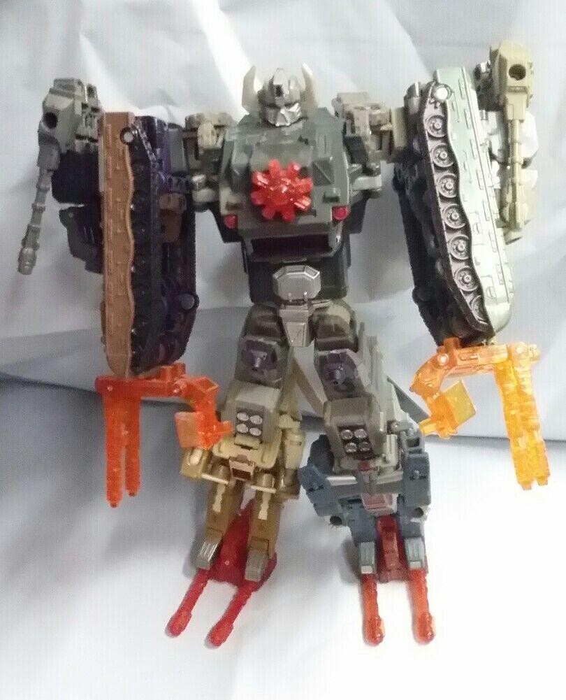 Transformers BRUTICUS Movie 2 redF Revenge Of The Fallen COMBINER Class figure