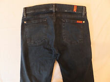 7 For All Mankind The Skinny Bootcut 28 x 31 Stretch Women's Jeans