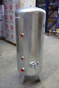 Boiler Wasserboiler 300 liter Verz. 6bar für Haus-Wasserversorgung ...