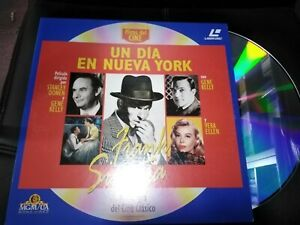 Un-Day-IN-New-York-Laser-Disc-Frank-Sinatra
