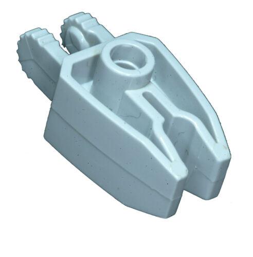 Brique lego manquant 41529 MdStone charnière Wedge 1 x 2 x 1 le verrouillage avec deux doigts,