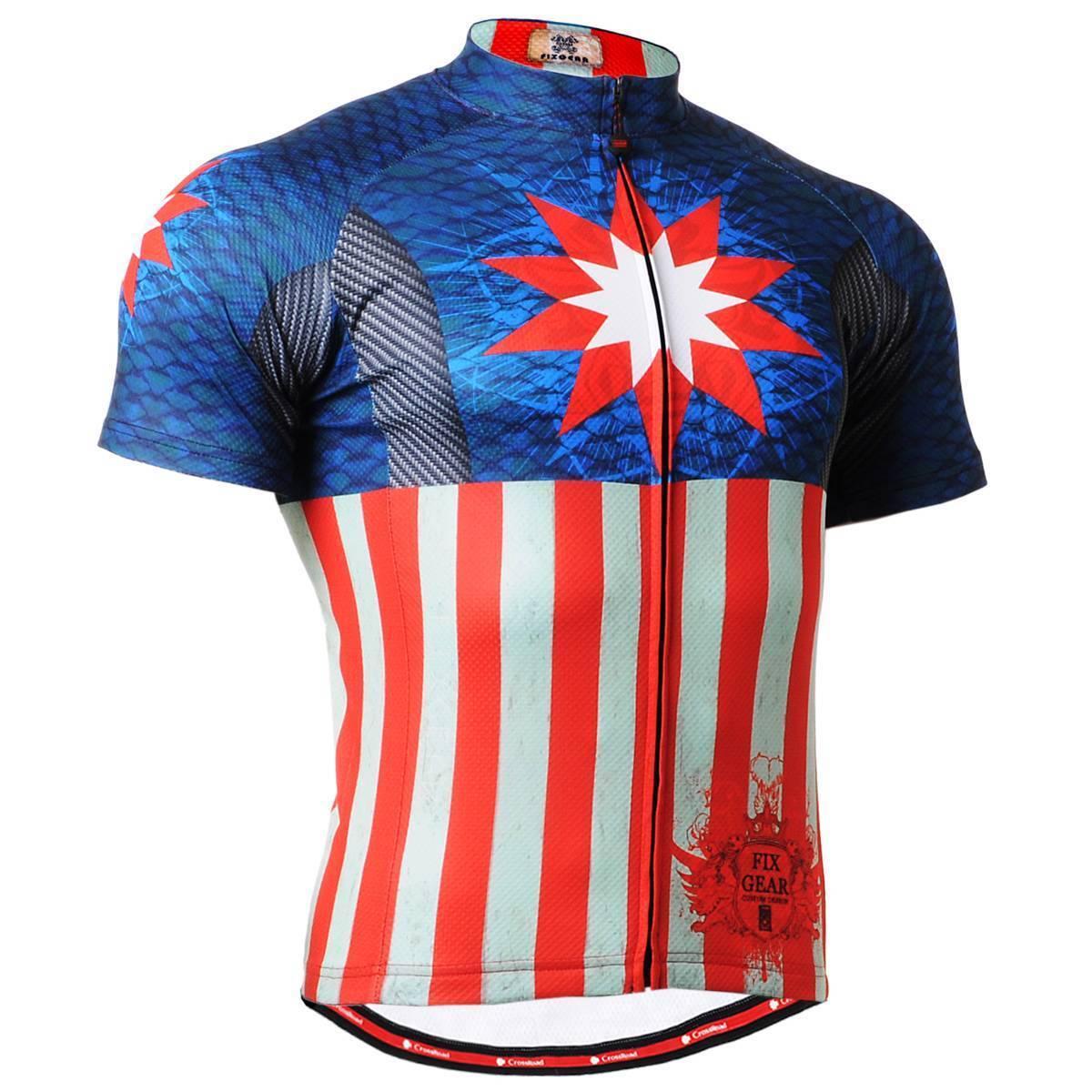 Fixgear CS - 3702 ciclismo masculino suéter bicicletas indumentaria Cocheretera bicicleta MTB