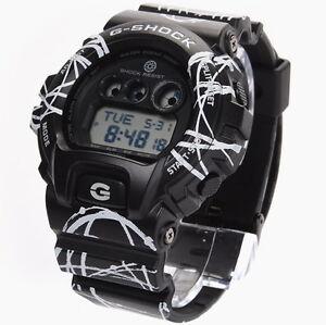 Casio G Shock X Futura Graffiti Limited Edition Mens Watch Gd