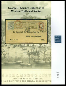 Schuyler-Rumsey-Auction-Catalog-George-J-Kramer-Coll-of-Western-Trails-Routes