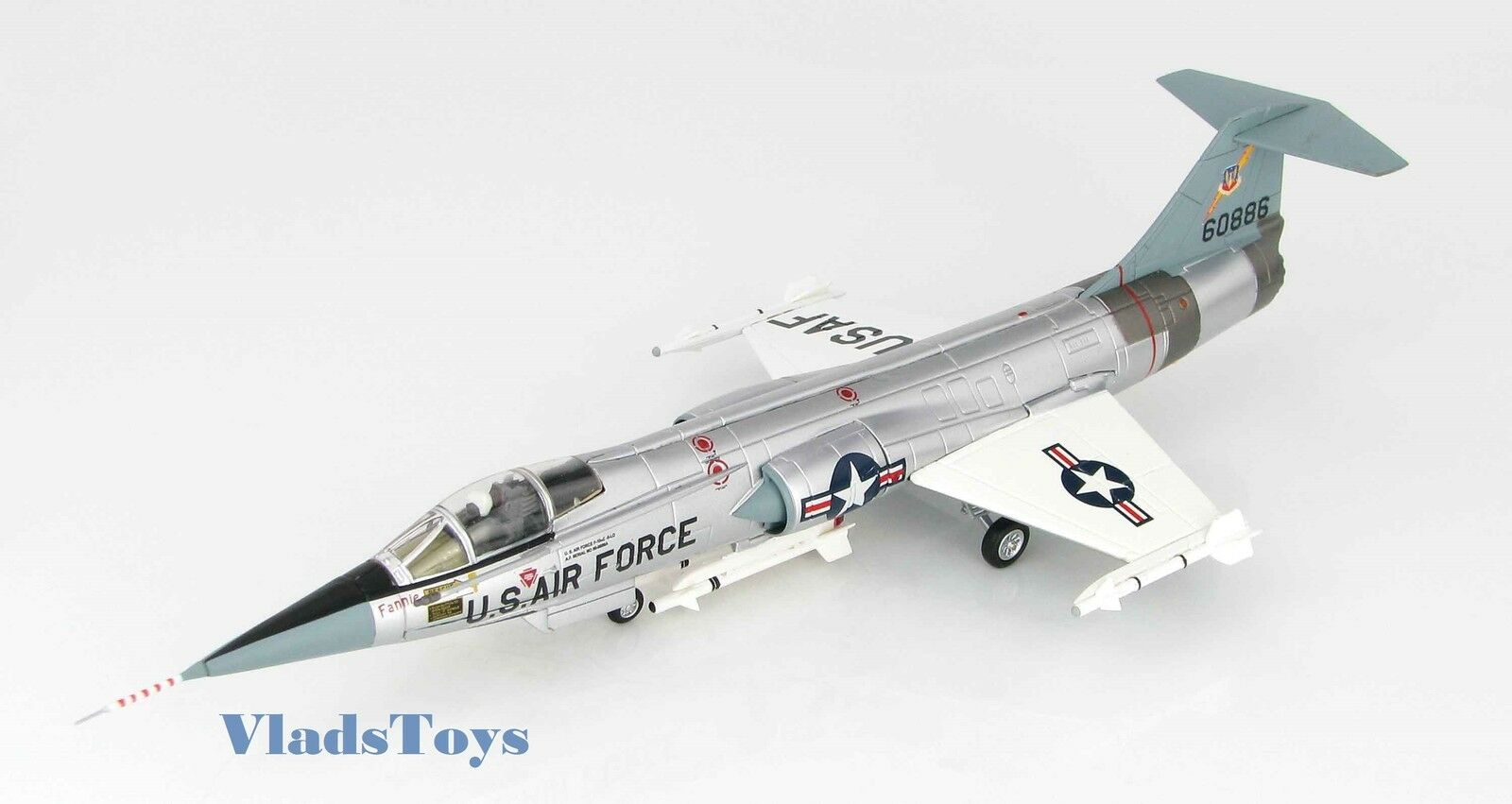 Hobby Master 172 F-104C Starfighter 479th TFW Da Nang ab 2018 HA1038 Sold Out