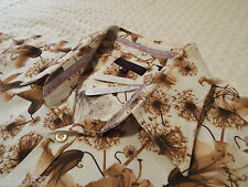 """TED BAKER Mens Shirt 🌍 Size 16"""" (44"""" CHEST) 🌎 RRP £110+📮FANTASTICALLY FLORAL"""