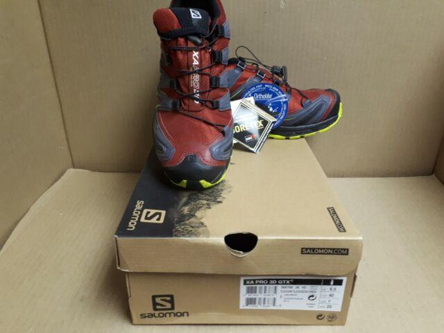 Salomon Men's XA Pro 3D GTX Size 7  366788