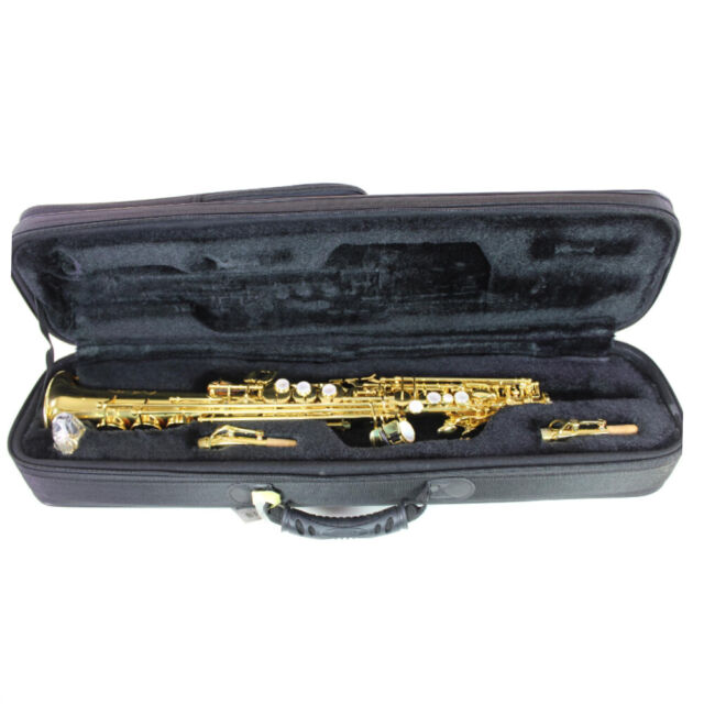 Jupiter Model JSS1100 Intermediate Soprano Saxophone SN YF06501 OPEN BOX