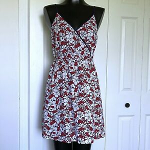 Small-NWT-VINEYARD-VINES-For-Target-Whale-Floral-Print-Dress