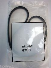 [TOR] [115-4669] OEM Toro V-Belt Recycler Lawn Mower 20332 20332c 20333 20333c