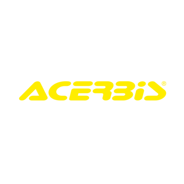 ACERBIS 0023661 SABOT MOTEUR NOIR BLANC KTM SX-F 350 2019 19 2020 20