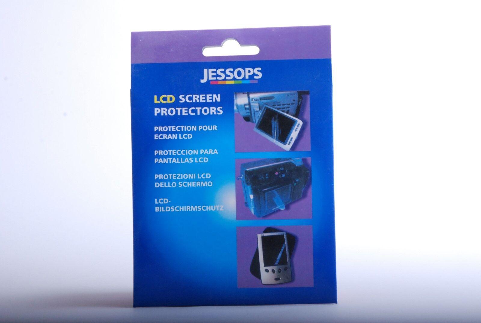 Jessops LCD Protectores de pantalla 96x78mm