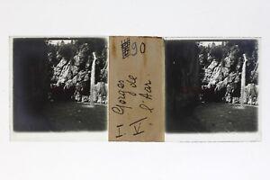 Suisse Gorges Da L Anr Foto Stereo T2L9n62 Placca Da Lente Vintage
