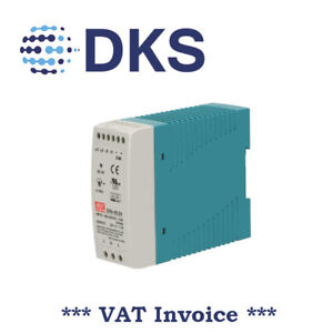 Meanwell-DRA-40-24-Power-Supply-40W-1PH-12VDC-0-1-7A-adjustable-000717