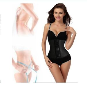 2f5285d2b7d5e Image is loading Colombian-Latex-Waist-Cincher-Trainer-Trimmer-Corset -Weight-