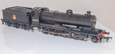 Bachmann 31-004A Robinson Class 4 63762 BR Black Early Emblem Weathered OO Gauge