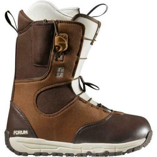 FORUM snowboard 2013 THE SCRIPT BOOT saddle womens size 7 NEW IN BOX