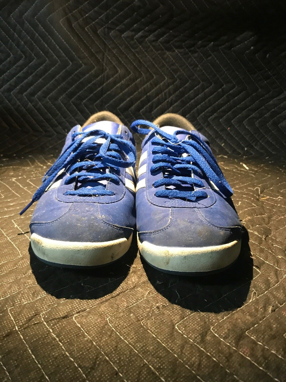 ?Adidas Blue And White Style: 107075247 Size: 13