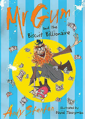 1 of 1 - Mr Gum and the Biscuit Billionaire by Andy Stanton (Paperback, 2007)