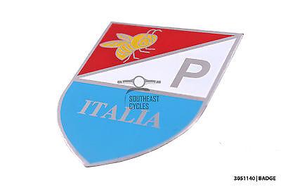 Vespa wasp Italia badge Vespa Super Sprint Rally VBA VBB ACMA GS SS GT LX GTS