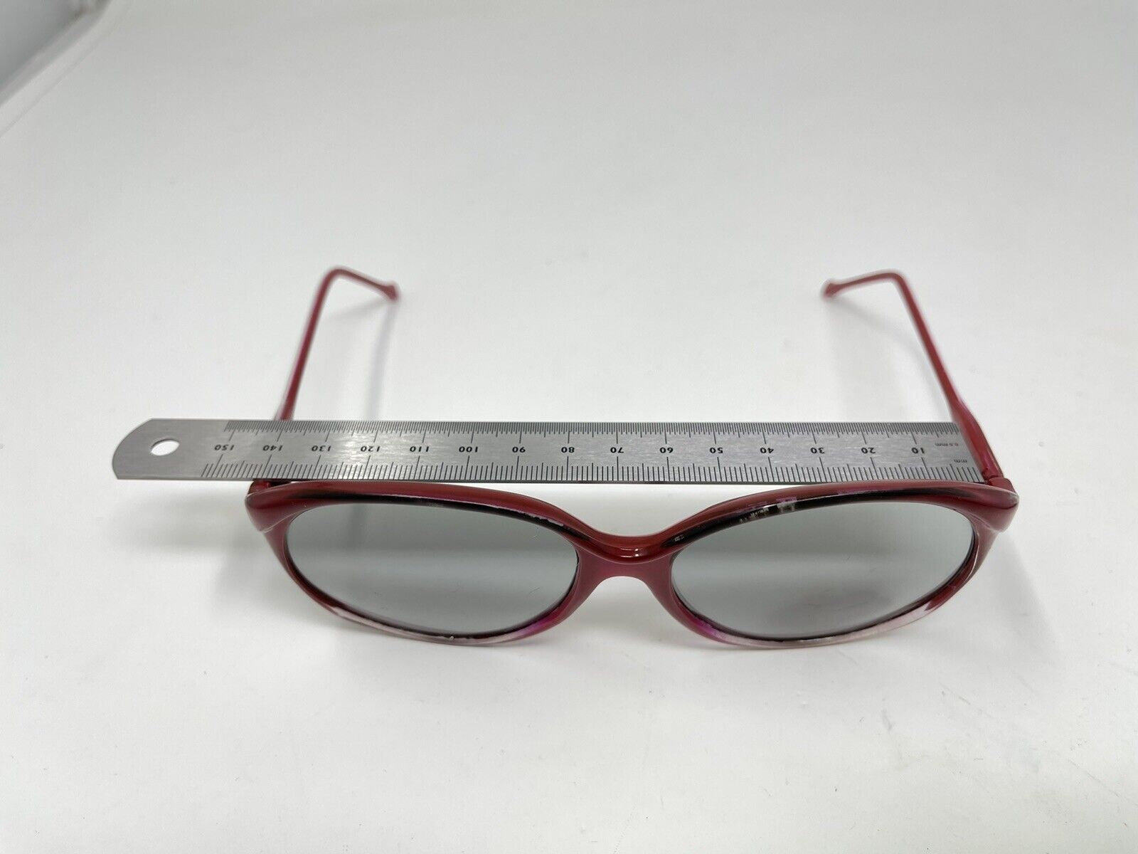 vintage Sunglasses Big Photocromatic Red SUNGLASS… - image 11