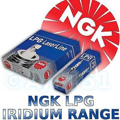 Ngk Laserline Iridium Glp bujías Audi Q7 4.2 V8 X8