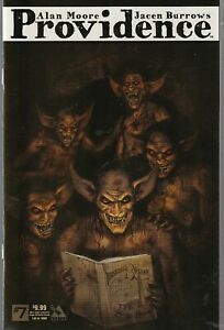 PROVIDENCE  #7 LIMITED TO 1000  BURIAL GROUND   HIGH GRADE  HORROR AVATAR