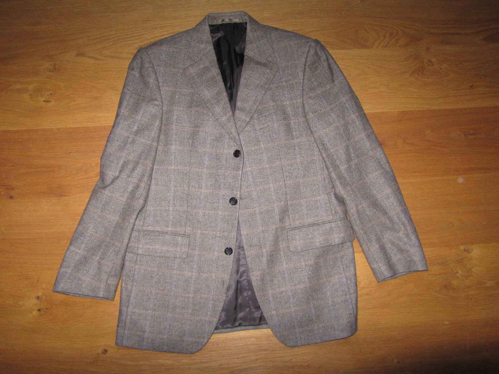WINDSOR Sakko super Zustand Gr. 50 NP 400 Euro Cashmere & Wool