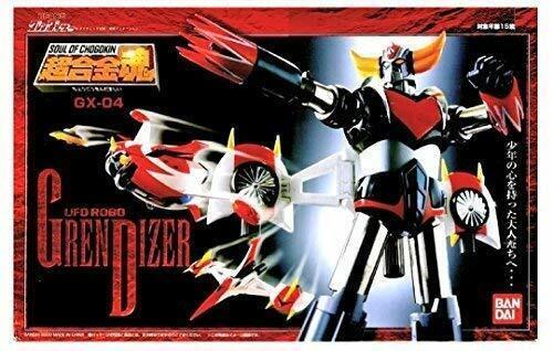 Soul of Chogokin GX04 UFO Robo Grendizer Japan