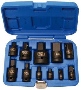 kraft-adapter-and-kardangelenk-satz-Nut-6-3-1-4-25-1-11-tlg-BGS-25140
