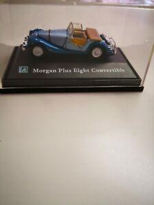 Modello-di-auto-MORGAN-PLUS-EIGHT-Convertible-1-72-di-Hongwell-mattoncini-in-box