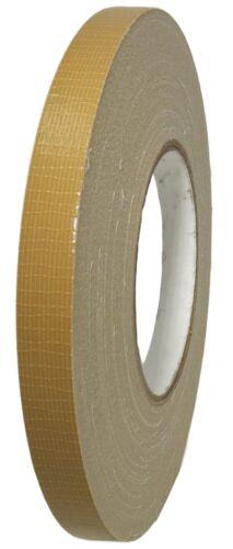 Industrial Duct Tape T.R.U Tan 1//2 in X 60 Yd. Waterproof UV Resistant Beige