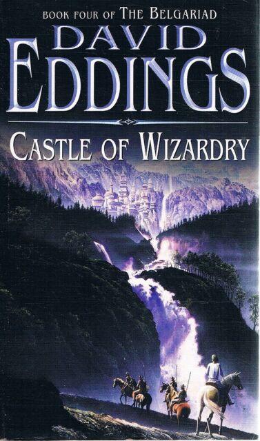 Castle Of Wizardry by Eddings David - Book - Paperback - Fantasy