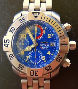 Sector-No-Limits-diving-Team-1000-Titan-Automatik-chronograph-ref-3123985035-OVP