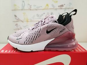 Details about Nike Air Max 270 (GS) Elemental Rose Black White 943345 601 Size 4Y 4.5Y