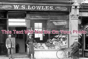LO-88-Fishmonger-Shop-Front-Wimbledon-Park-Parade-London-6x4-Photo