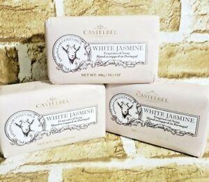 Castelbel-Porto-White-Jasmine-Goat-039-s-Milk-Luxury-Soap-Bar-10-5oz-Portugal-Made