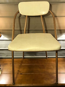 Peachy Details About 1 Used Vintage Hamilton Cosco Inc Stylaire Folding Chair Model 90 Creativecarmelina Interior Chair Design Creativecarmelinacom