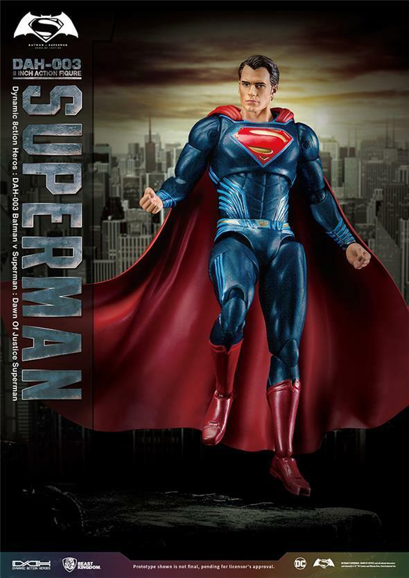 Beast Kingdom - Batman V Superman - Superman Dah