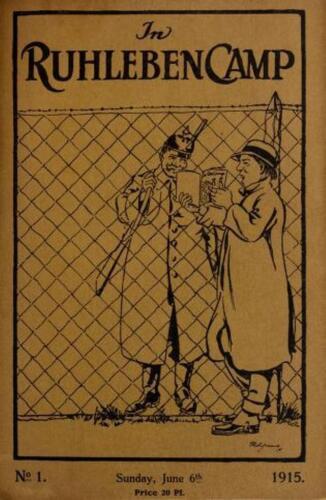 MEDAL PRISONERS BRITISH GERMAN 56 RARE BOOKS ON USB Details about  /WORLD WAR 1 PRISON CAMPS